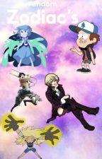 Fandom Zodiac's by yukisenpi