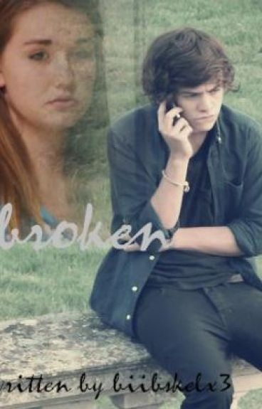 broken { harry styles || deutsch }