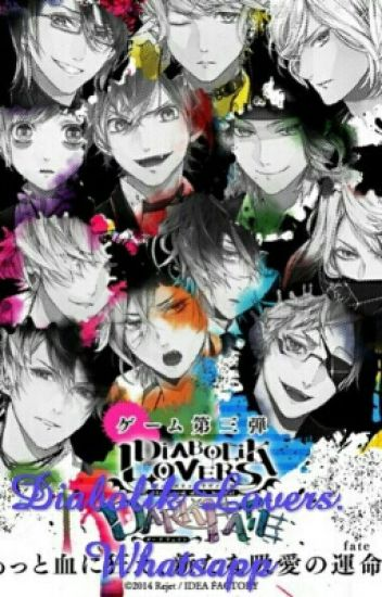 Diabolik Lovers Whatsapp