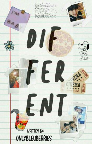 DIFFERENT. - taegi