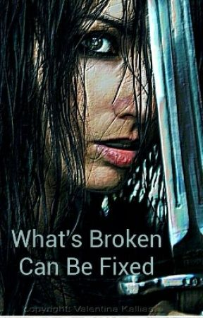 What's Broken Can Be Fixed by candycrum21