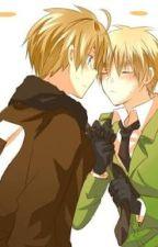 Arthur is Mine! by seikonakashima10