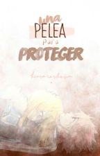 Fairy Tail: Una Pelea Para Proteger. by sadskyjungkookie