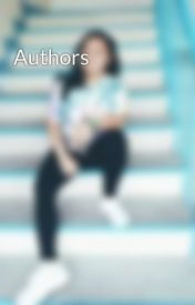 Authors by LewinaMaeMendoza