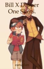 Bill x Dipper one shots. by zanadan