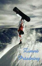 Zimné Prázdniny [Dokončené] by Viki208