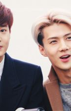 [Oneshot|SeHo] WE GOT MARRIED by huanmien_941