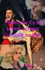 Fedemila-Es ist schon schwer Freunde zu sein by violetta_luna