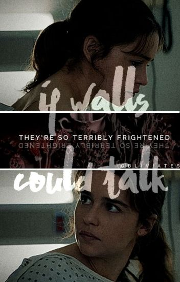 If Walls Could Talk | Dean Winchester ✓