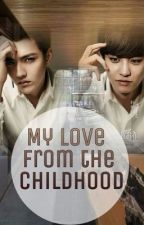 My Love From The Childhood // KrisYeol by AzraisSed