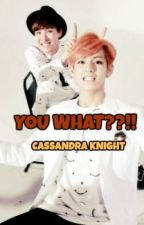 You What??!! (VHope) (BTS) by GlamArmyGirl93