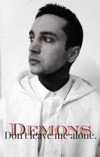 Demons || Tyler Joseph by IndigoBang