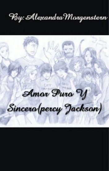 Amor Puro Y Sincero(percy Jackson){PAUSADA}