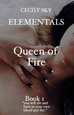 Elementals - Queen of fire by cecilyinthesky