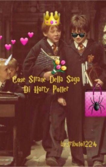Cose Strane Della Saga Di Harry Potter