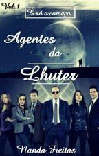 Agentes Da Lhuter by NandaFreitas2