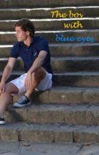 The boy with blue eyes. ~*~ A Sergi Roberto Fan Fiction by davidvilla