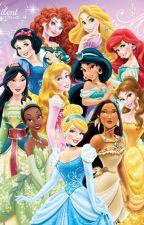 Disney Princess Roomates by zoomzoom103
