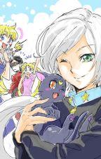 Sailor Moon :Seiya, Serena y los sueños by pil1982