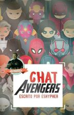 Chat Avengers  by Eshypher