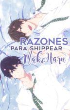 ✿ Razones para shippear MakoHaru ✿ by valendrops