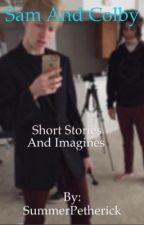 Sam and Colby - short stories and imagines! by antisocialghosts