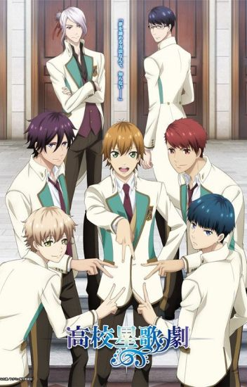 High school star musical/ starmyu x reader scenarios