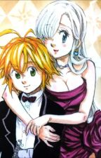 THE BEST SEVEN DEADLY SINS FANFIC EVER (Elizabeth X Meliodas) by otakulord232