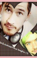 Markiplier & Jacksepticeye Imagines <3 by ilovelouisandvegas