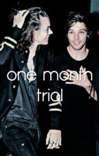 One Month Trial (larry stylinson/daddy/bdsm) by larryshinesbright