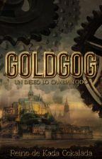 GOLDGOG © by OscaryArroyo
