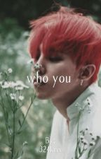 who you // g-dragon by 324kmx