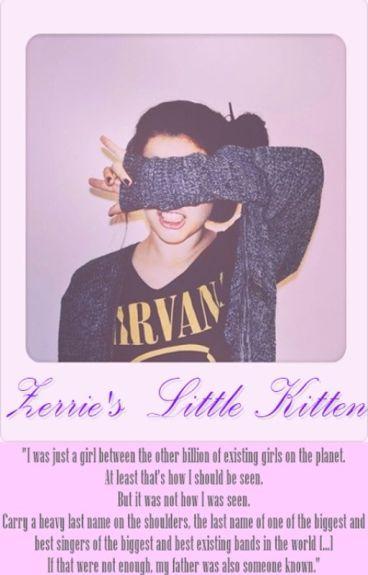 Zerrie's Little Kitten