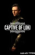Captive of Loki by lilthflames