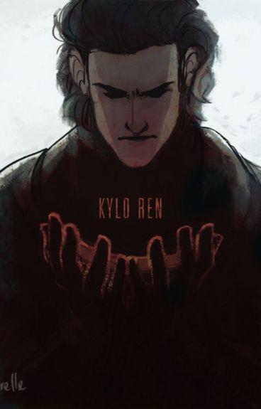 Like Night [Kylo Ren x Reader Lemon]