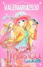 Todo por la música |Uta no Prince-sama|  by TsubasaTuan