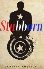 Stubborn (Capitán América) by 0_palo_0