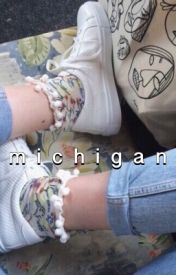 michigan \\ a.i. by piink_malum