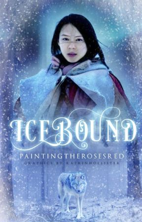 Icebound by PaintingTheRosesRed