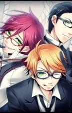 Let Us Travel Through Time & Dimensions! [Black Butler x Modern!Reader] by royalchrysanths