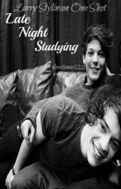 Late Night Studying {Larry Stylinson One Shot} by punkblondie