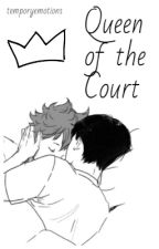 Queen Of The Court ➳ KageHina by commasemicolon