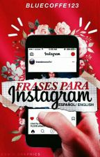 Frases Para Instagram by BlueCoffe123