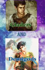 Gladers and Demigods by ArilovesNewmas