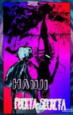 Hanji y La Puerta Secreta by P-Y-Z-K