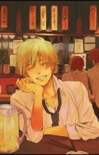 ~England x Reader~ Drinking buddies! {[discontinued]} by That1Weaboo