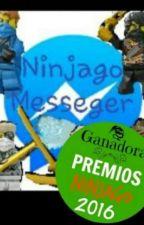 Ninjago Messeger #PremiosNinjago2016 by Jess02_mimi