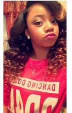 (August Alsina) daughter by liyah2522