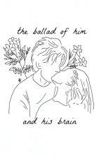 the ballad of him and his brain         ∙ van mccann by xocaitxo