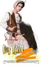 She Is My Girl by putrifairuz